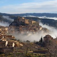 Alquezar winter 2015 nevel
