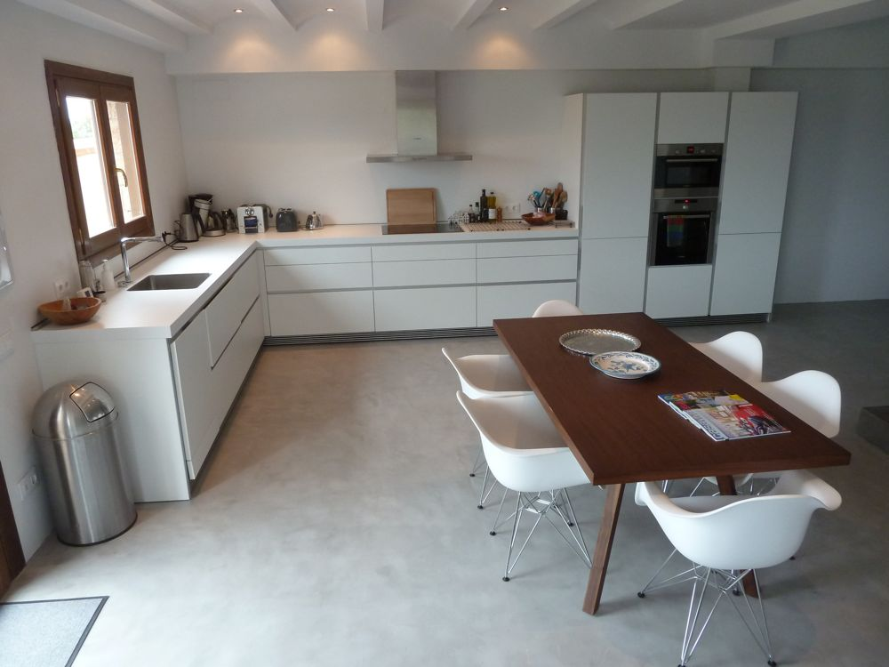 Huis a casa a casa - Eethoek in de keuken ...